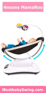 4moms mamaroo from best baby swings