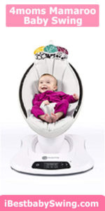 4moms mamaroo best baby swing for reflux