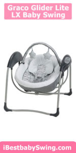 Graco Glider lite lx best baby swing under 100