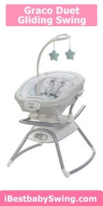 Graco duet gliding swing with portable rocker