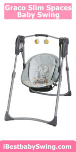 Graco slim spaces compact best baby swing for bigger babies