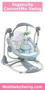 Ingenuity convertme baby swing