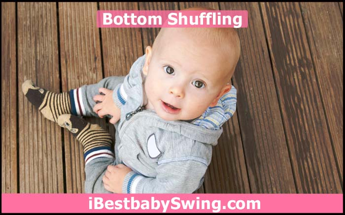 baby Bottom shuffling