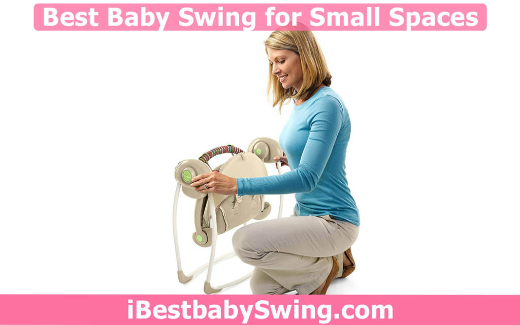 best baby swing for small places