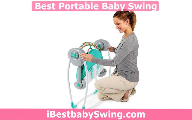 10 Best Portable Baby Swings 2021 – Buyer Guide & Expert Reviews