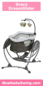 graco dreamglider gliding best baby swing under 150