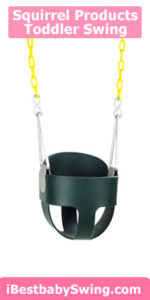 squirrel products toddler swing seat reviews