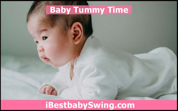 how to help baby crawl by tummy time