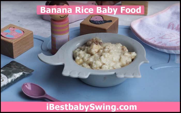 banana rice baby food