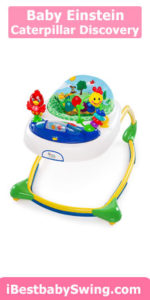 Baby einstein Caterpillar & Friends Discovery Walker