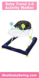 Baby trend 2.0 activity walker
