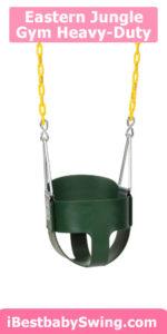 Eastern Jungle Gym Heavy-Duty best outdoor Swing Seat