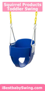 Squirrel Products Toddler Swing Seat