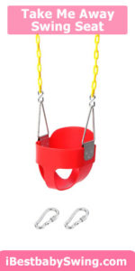 Take me away best outdoor baby swing seat
