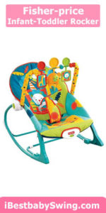 Fisher Price Infant to Toddler Rocker review
