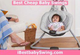 8 Best Cheap Baby Swings 2020 – Expert Reviews & Buyers Guide