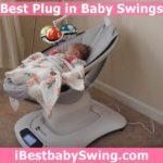best plug in baby swings by ibestbabyswing