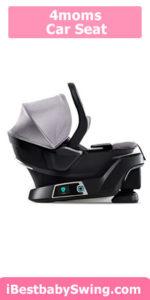 4moms Self-Installing Car Seat review