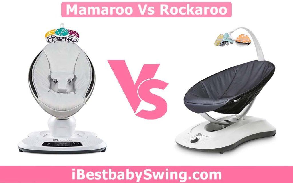 mamaroo vs rockaroo by ibestbabyswing