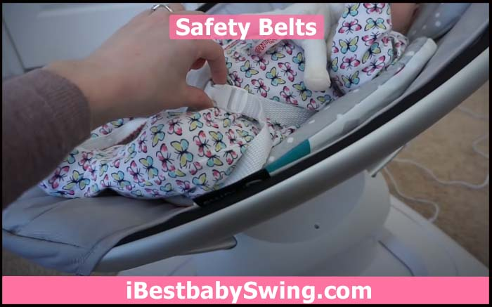 4moms safety belts