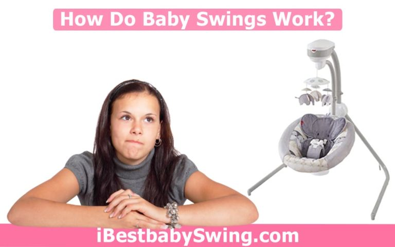 How Do Baby Swings Work? Explained by ibestbabyswing