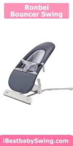 ronbei best baby swing bouncer combo