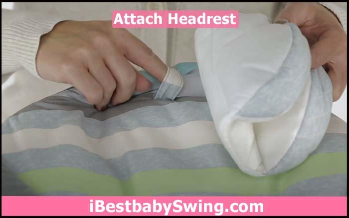 attach headrest
