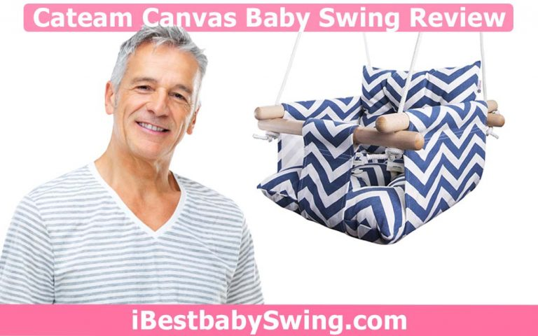 Cateam Canvas Baby Swing Review – Along with Pros & Cons